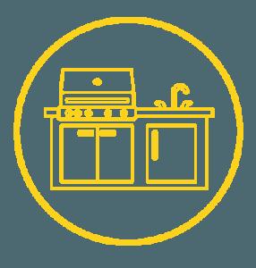 alpha zeta outdoor kitchen